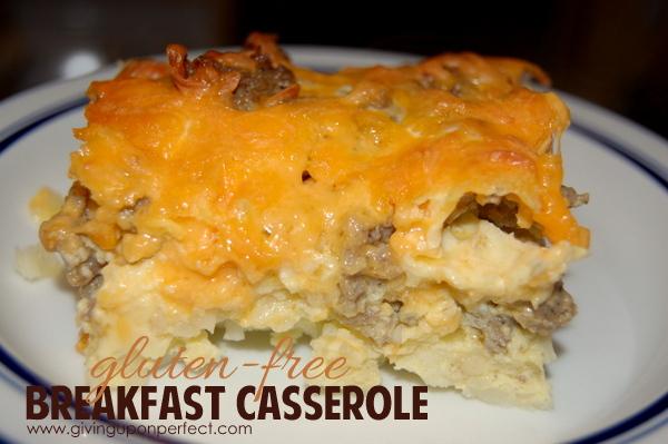 Monday Morning Mmmm: Breakfast Casserole