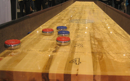 shuffleboard table plans 2010