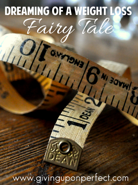 weight loss fairy tale