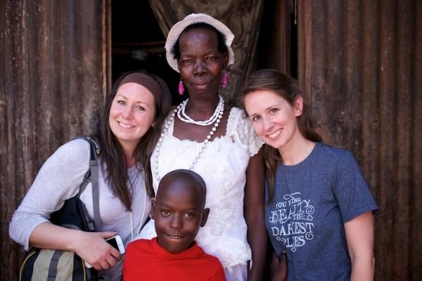 Compassion Bloggers in Uganda