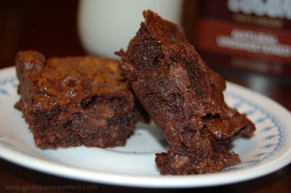 Family Recipe: Chocolate Chip Fudge Brownies