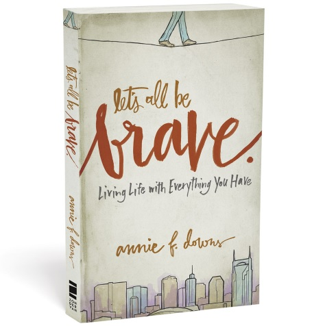 Let's All Be Brave :: Book Giveaway