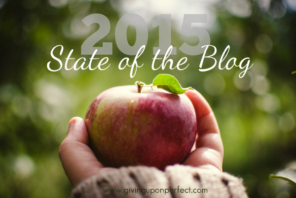 2015 State of the Blog Address