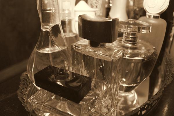 WFMW: Wear the Perfume