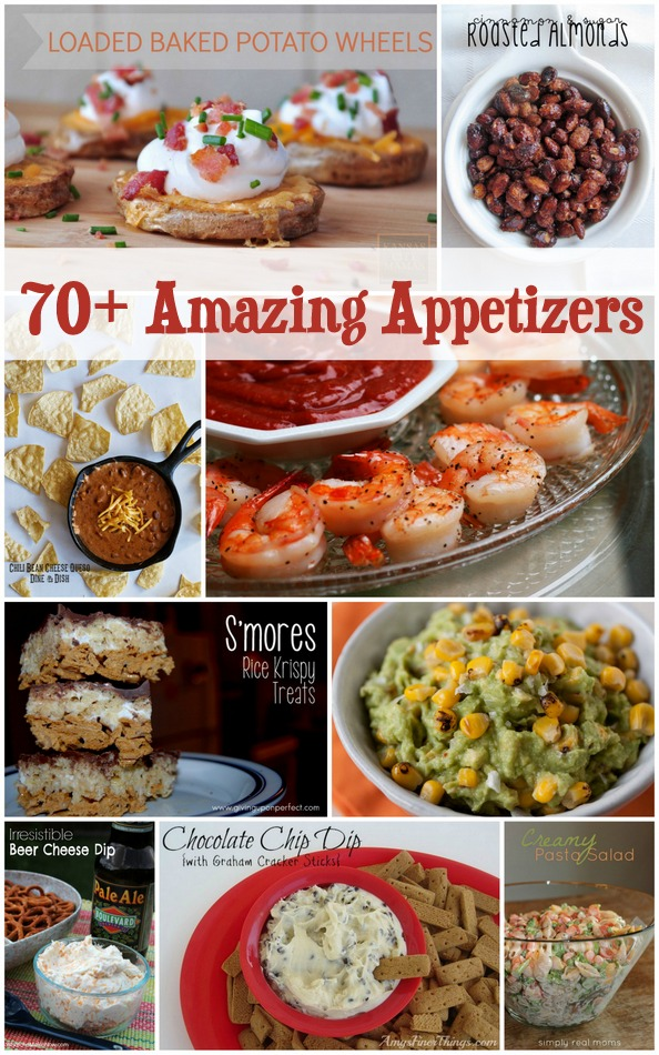 70+ Amazing Appetizers to Make Any Party a Hit