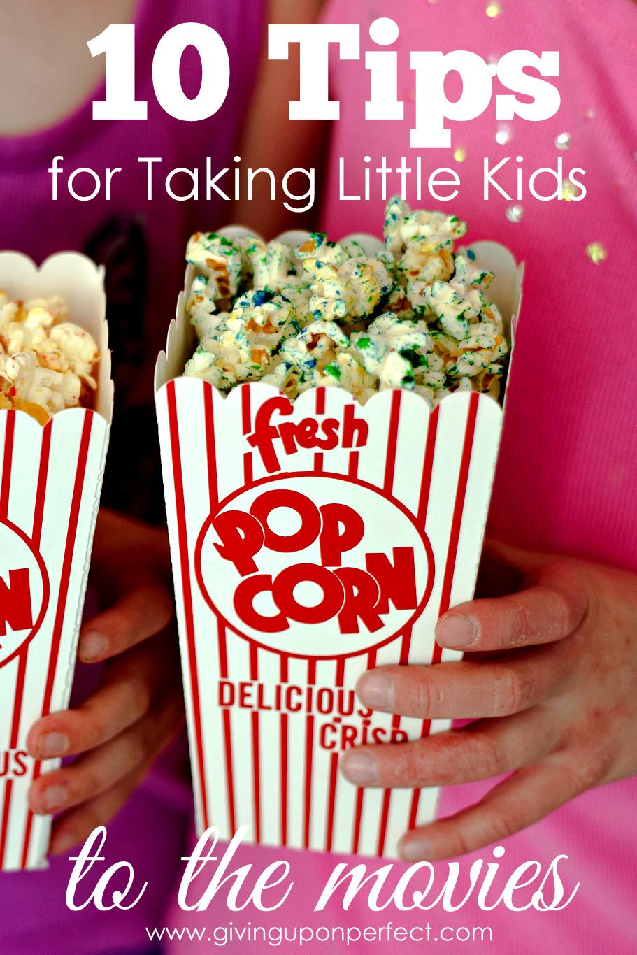WFMW: Taking Kids to the Movies