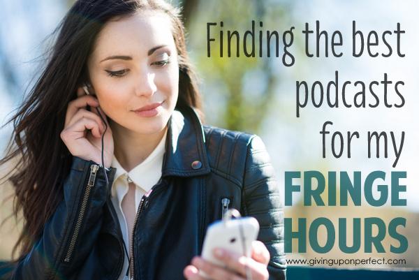 WFMW: Finding Podcasts & Fringe Hours