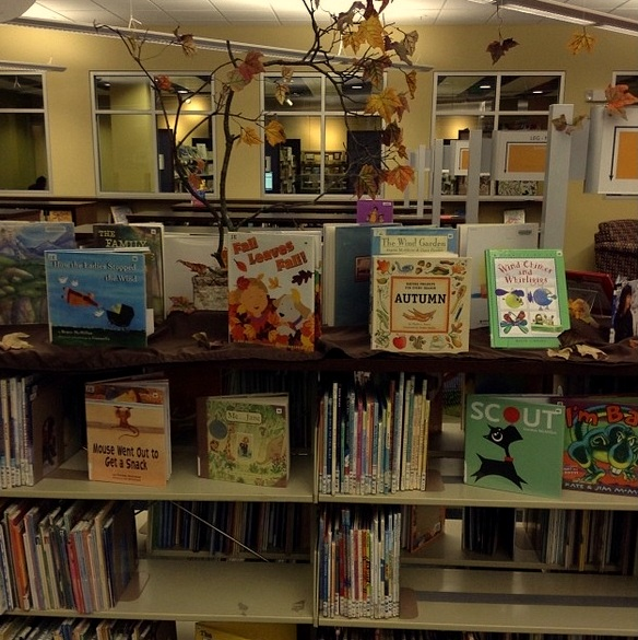 5 Reasons I Love My Local Library (WFMW)