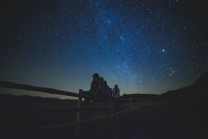 To the Ones Searching for Falling Stars