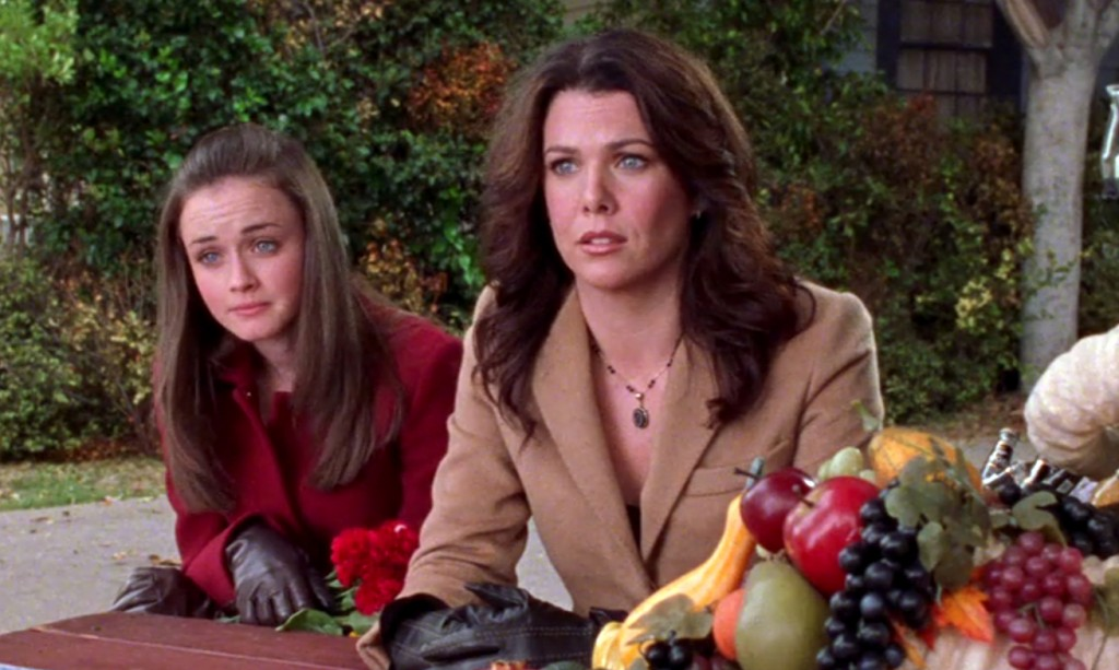 The Gilmore Girls Guide to Surviving This Thanksgiving | marycarver.com