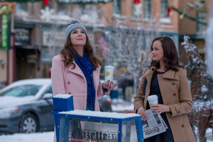 My Thoughts on the Gilmore Girls Revival (Winter)
