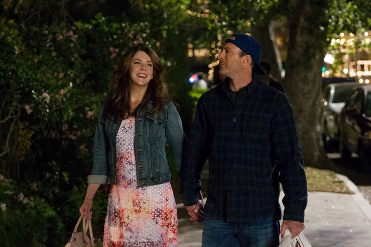 My Thoughts on the Gilmore Girls Revival (Spring)