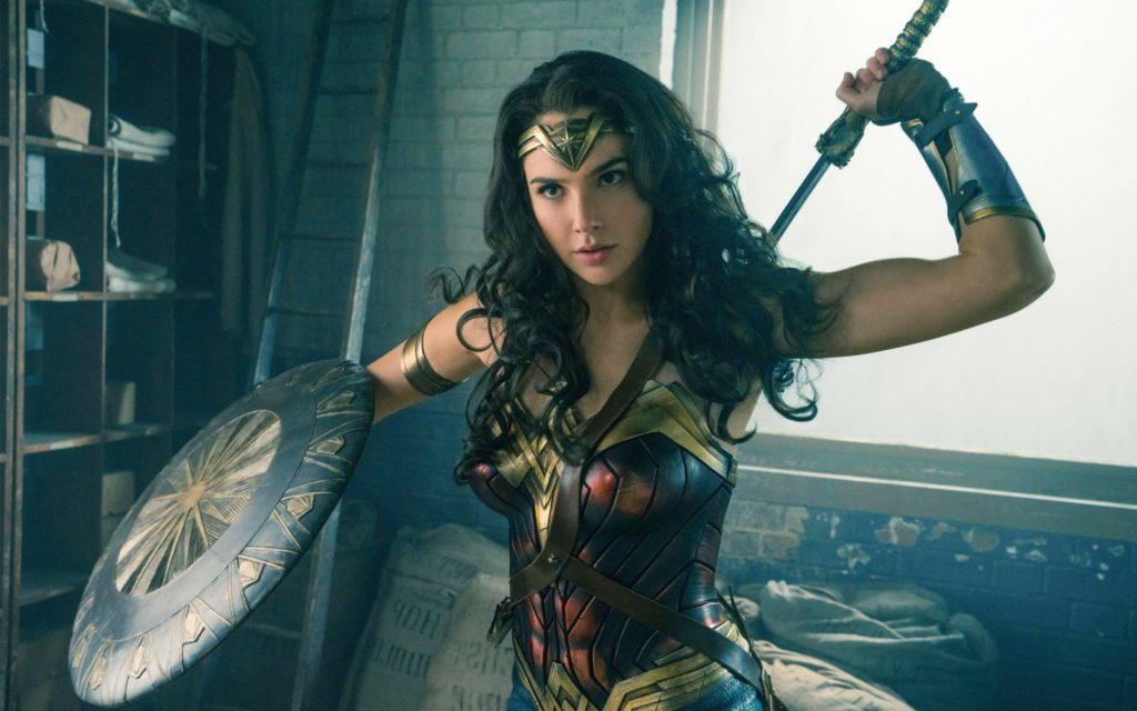 Why Wonder Woman is the Hero We Need Right Now | marycarver.com