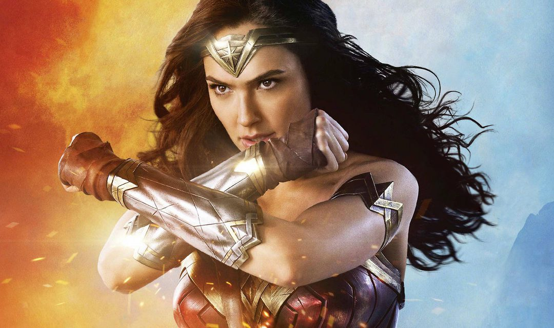 The Real Reason You're as Strong as Wonder Woman (and a FREE print for you!)