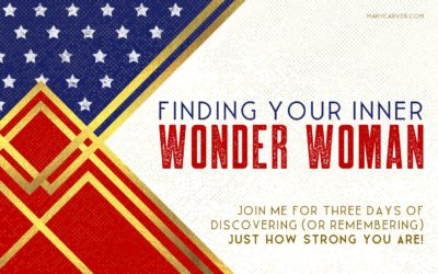 It's Time to Find Your Inner Wonder Woman