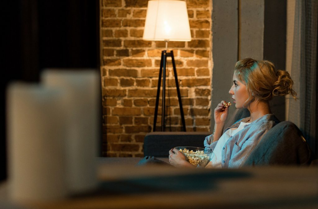 In Defense of Comfort Food, Binge Watching, & Other Guilty Pleasures