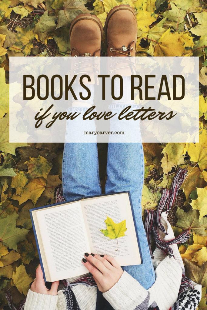 Epistolary Novels Book List _ marycarver.com
