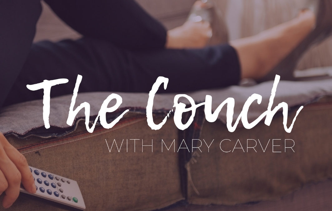 The Couch Podcast :: Everything Good about The Good Place with Jenny Rapson