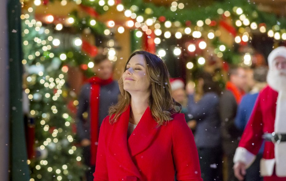 The Couch Podcast :: Hallmark Christmas Movie Preview with Anna Rendell (S2E16)