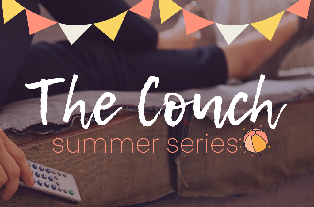 What Should I Watch? Dealing with Decision Fatigue with Emily P. Freeman (The Couch Podcast summer series #2)