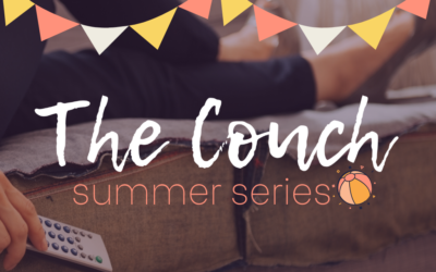 Workplace Comedies We Love with Grace P. Cho (The Couch Podcast summer series #6)