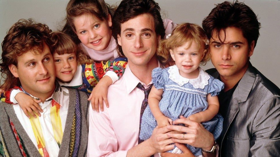 Have Mercy! How Full House Reminded Me to Press Forward