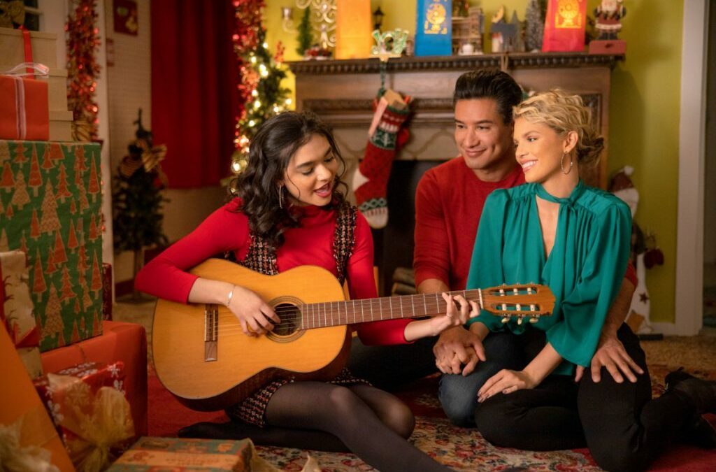 The Christmas Couch, episode #5: A Nashville Christmas Carol and Feliz NaviDAD