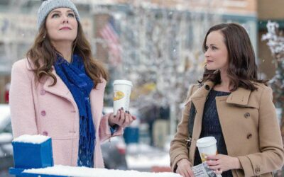 The Couch Podcast #62: Gilmore Girls and Girl Talk with NJ Rongner