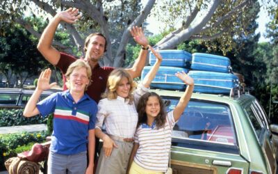 The Couch Podcast #78: Take a Trip! Road Trip Movies with Rachel Kang