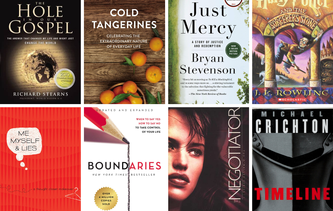 The 15 Books That Have Changed My Life (So Far)