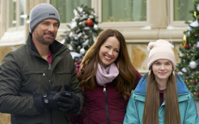The Couch Podcast #89 – Gearing Up for Holiday Movie Season with Brandon Gray of Deck the Hallmark Podcast